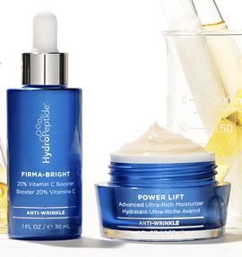 HydroPeptide Firma-Bright and Power Lift
